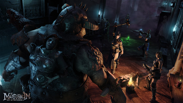 Mordheim: City of the Damned Hits PS4 and Xbox One on October 18th
