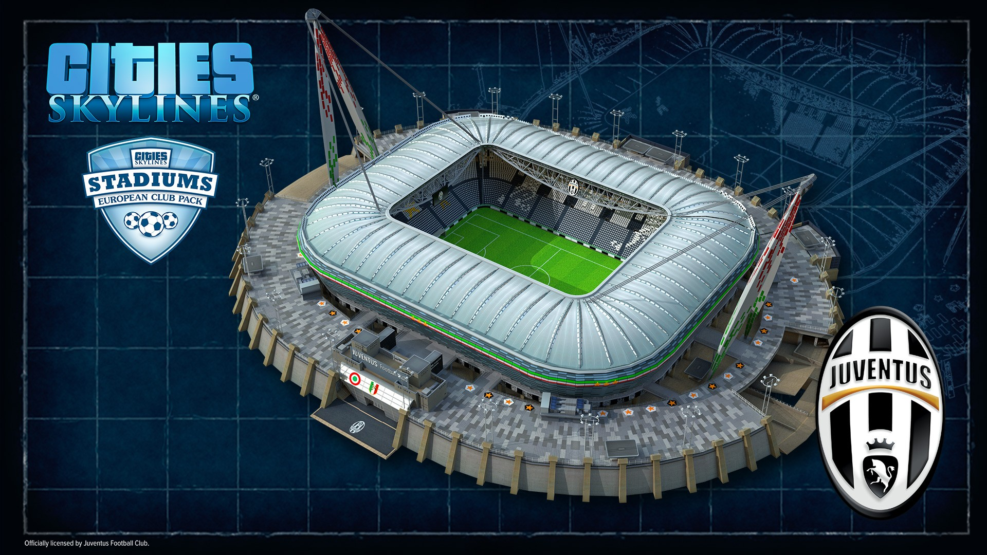 Cities: Skylines Goes Clubbing with Real-World Football Clubs and Stadiums
