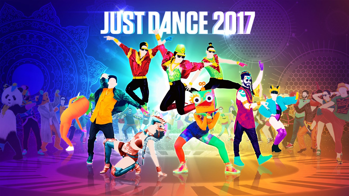 Just Dance 2017 Available Now on Nintendo Switch
