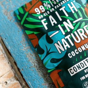 Vegan conditioner Faith in Nature