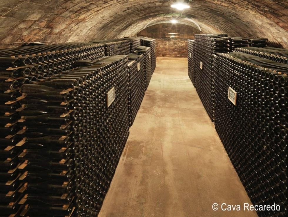 Recaredo wijnkelder