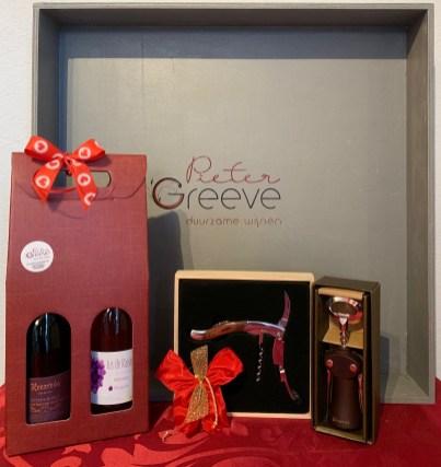 Vier Valentijn met Duurzame Wijn