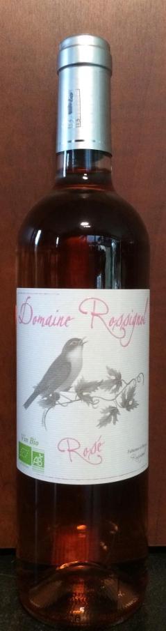 Rosé 2012 - Rossignol