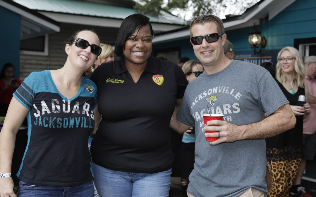 Tailgating for Jax Pal (2018)