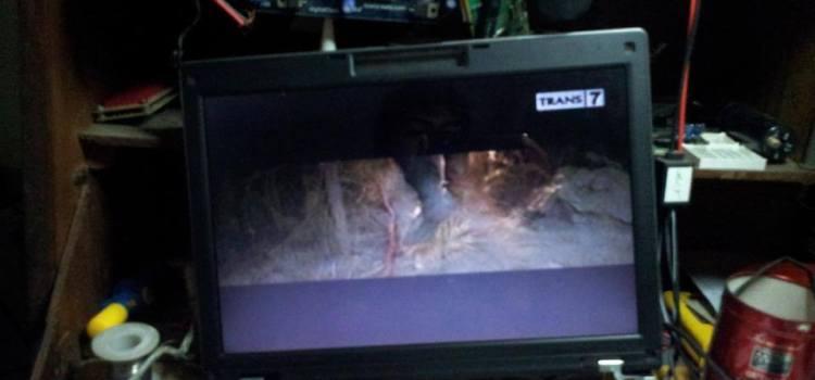 Memperbaiki TV LCD Rusak Pudar