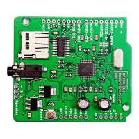 modul MP3 shield arduino
