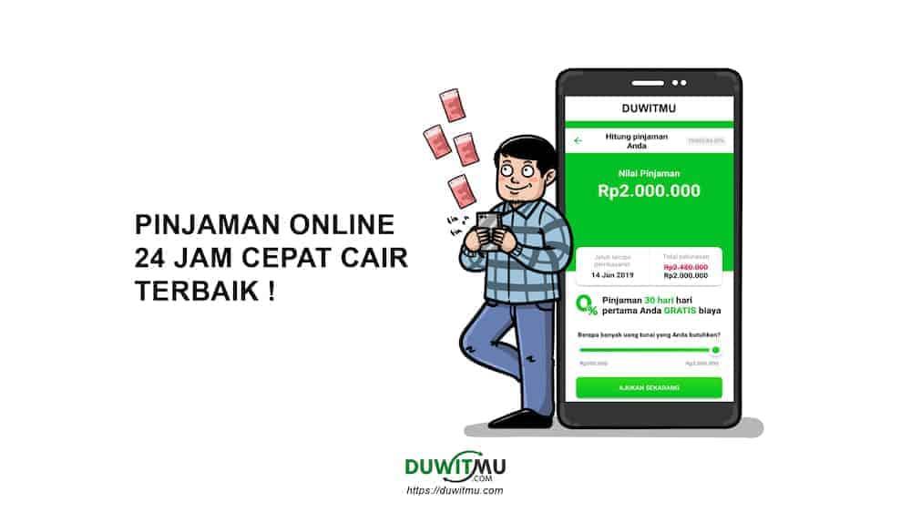 Ajukan limit maucash hingga rp 12.500.000 untuk pinjaman tunai dan paylater. Pinjaman Online 24 Jam Cepat Cair Dan Terpercaya Terdaftar Ojk 2021
