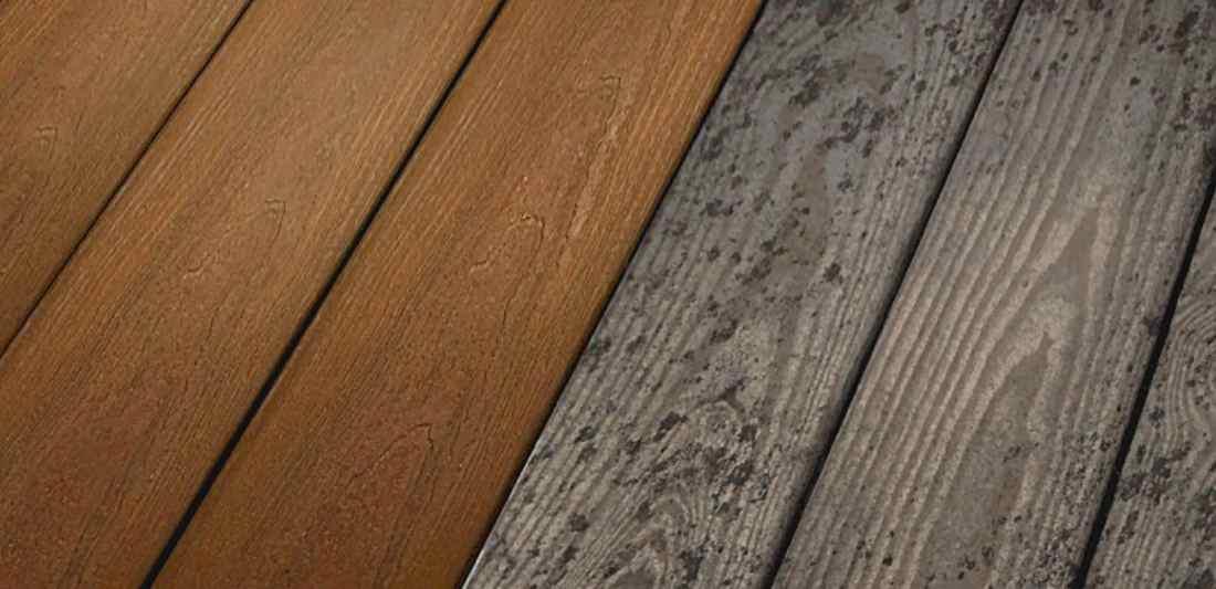 Optima Deck Resists Mold and Mildew