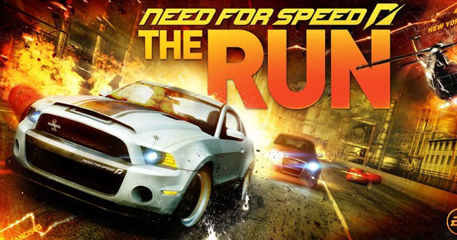 Download game Need For Speed – the Run full ISO – link Google Drive dễ cài