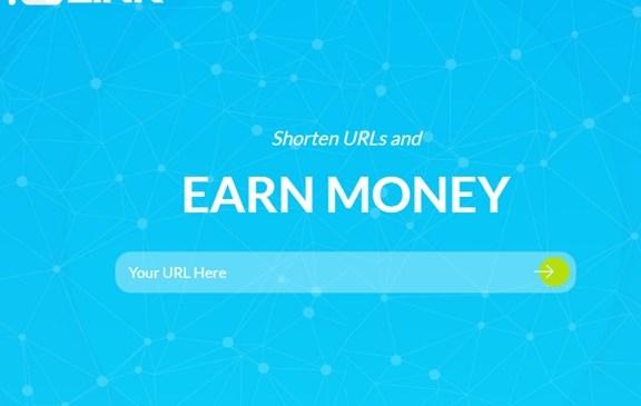 Rút gọn link kiếm tiền với 123link