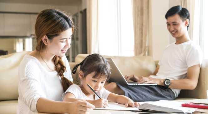 Cách dạy con của một người mẹ Mỹ