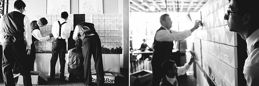 Wedding At The Terrace Room In Oakland By Duy Ho Photography