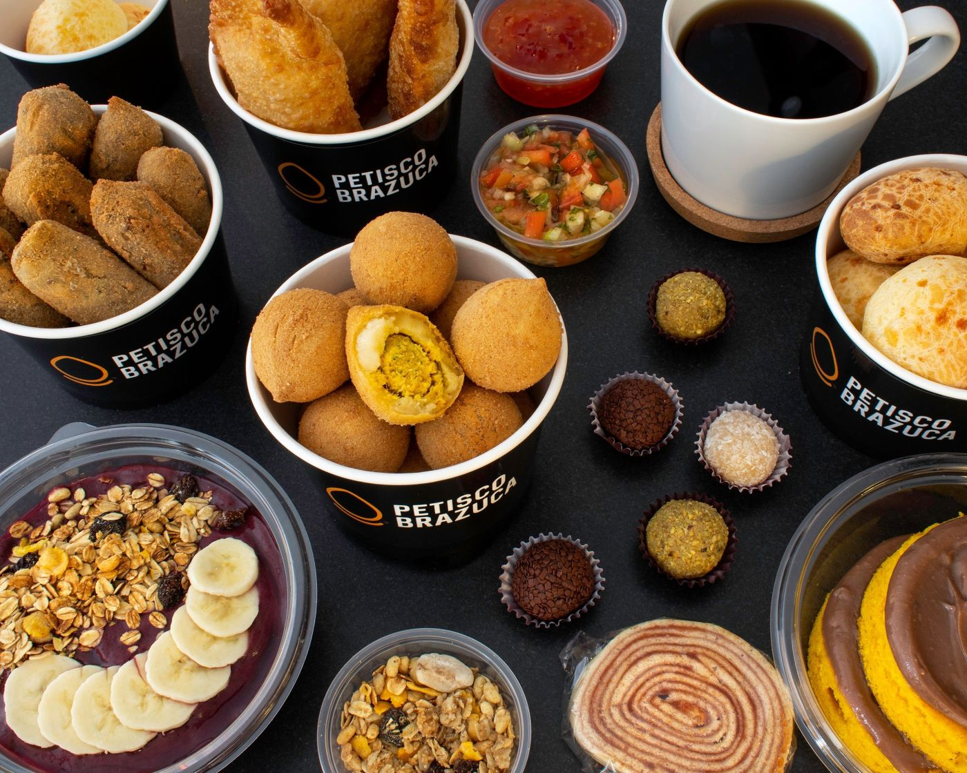 Petisco Brazuca Delivery | New York City | Uber Eats