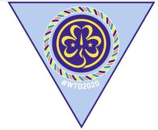 World Thinking Day badge 2020