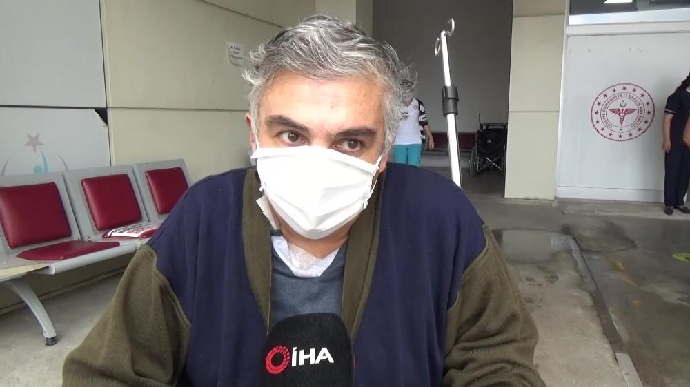 Korona virüse yakalanan amatör spor kulübü başkanı 40 gün solunum cihazına bağlı kaldı