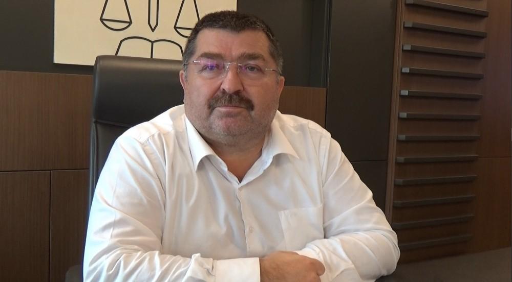 Başkan Özlü, Mahmut Tanal hakkındaki şikayetinden vazgeçti