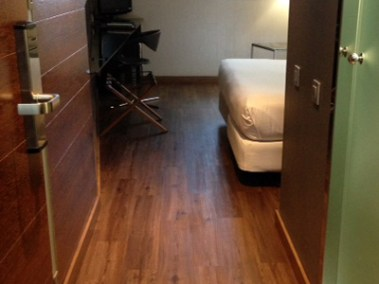 LVT - DreamClick Pro River oak dark brown