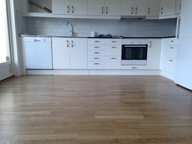 Parquet Duke Exclusive - 3 strip Oak Matt Brushed