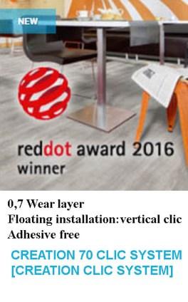 Geflor vinyl flooring Malta de Valier