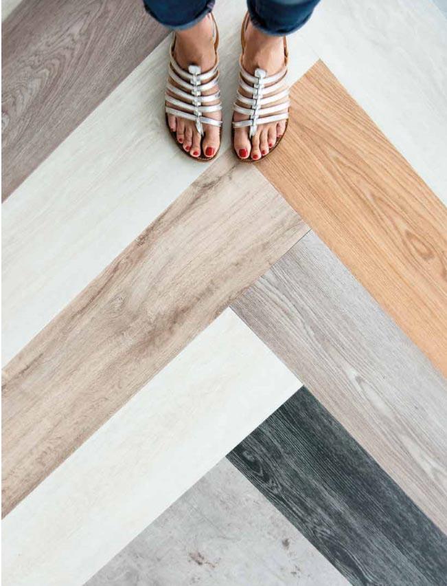 vinyl flooring de valier