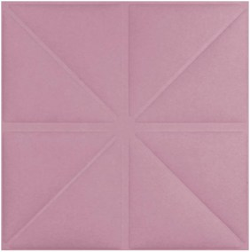 Triangles -pink