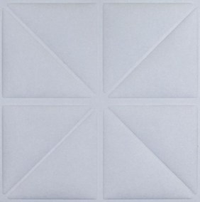Triangles -white