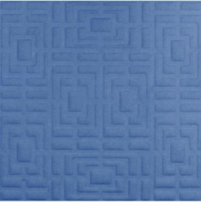 symmetric - blue