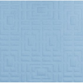 symmetric - celestial blue