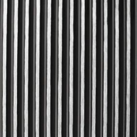 ColourTex Black PinStripe