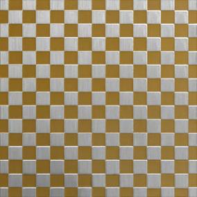 ColourTex Gold Checks