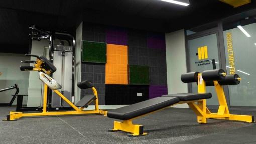 SCRAM Gym, B'Kara