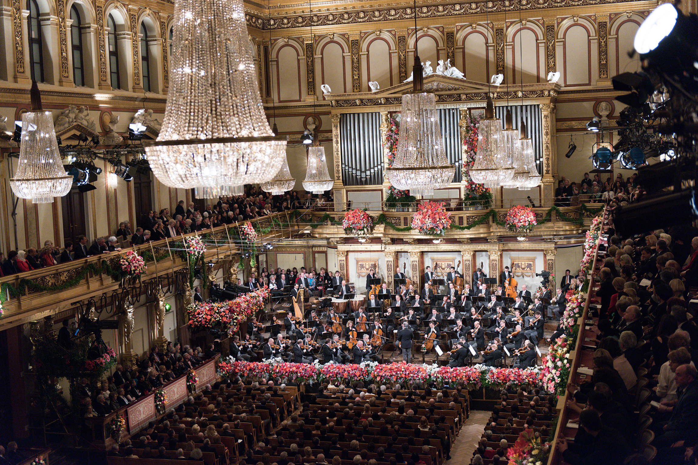 Great Performances     From Vienna  The New Year s Celebration 2016     Vienna Philharmonic  Photo credit  Terry Linke
