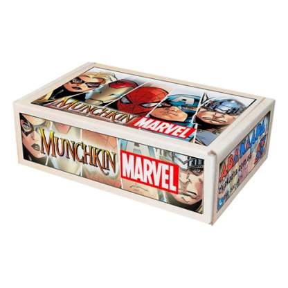 Манчкин Марвел: Marvel Edition АНАЛОГ