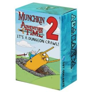 Манчкин: Время Приключений 2. «It's a Dungeon Crawl!»