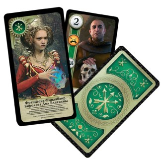 Ведьмак 3: Гвинт. The Witcher: Gwent. Колода Скоя`таэли. Scoia'tael Gwent deck