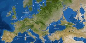 Новости Два моря - Какие украинские города утонут из-за глобального потепления