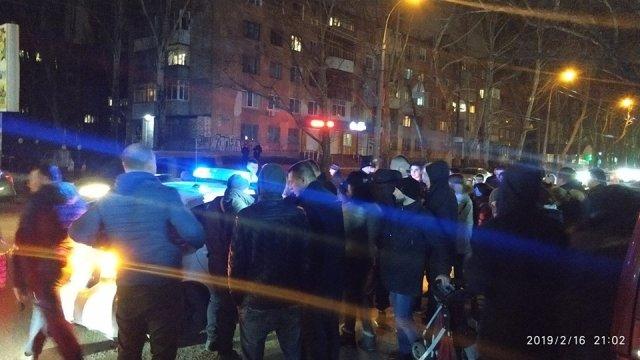 Пьяный водитель устроил массовое ДТП в Херсоне на улице И.Кулика