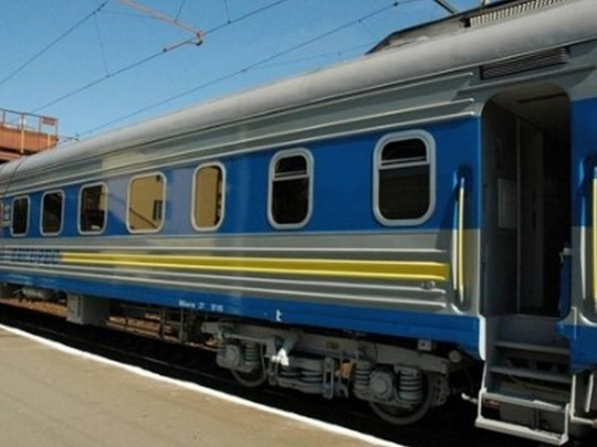 Дыма полный вагон: в поезде Киев – Херсон произошло опасное ЧП