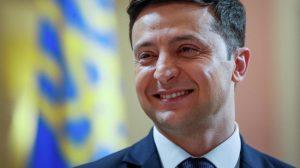 новый президент Украины Владимир Зеленский выборы 2019