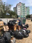 Оккупанты довели Крым до нового коллапса - в Коктебеле мусорная проблема