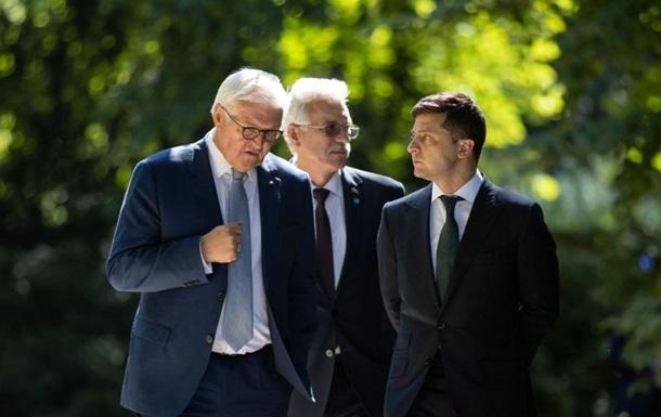 Херсонская власть обратилась к президенту Украины относительно Формулы Штайнмайера