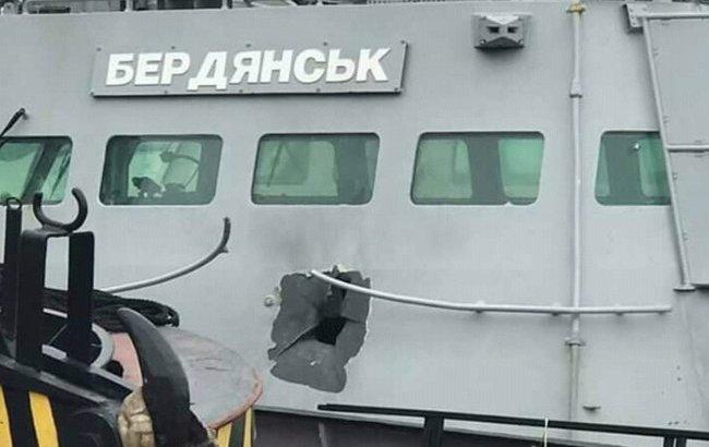 Россия вернет захваченные корабли не сегодня, — Бутусов.