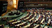Генассамблея ООН приняла резолюцию, призывающую РФ вывести свои войска из аннексированного Крыма