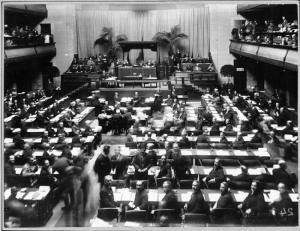 Лига Наций объявила СССР страной-агрессором после нападения на Финляндию