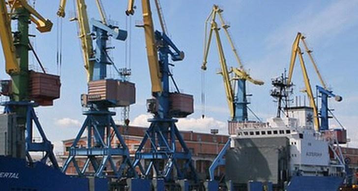 В морском порту «Херсон» выполнили годовой план: перевалили почти 3,5 миллиона тонн грузов