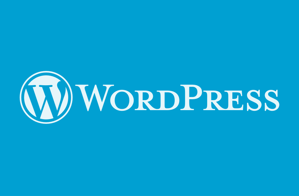 WordPress Background