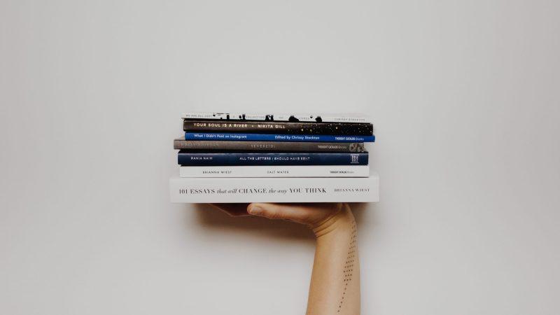 Jak na knižní minimalismus