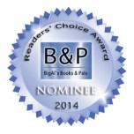 Books 'n' Pals Readers' Choice 2014