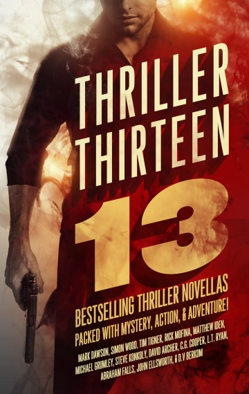 Thriller Thirteen Boxed Set
