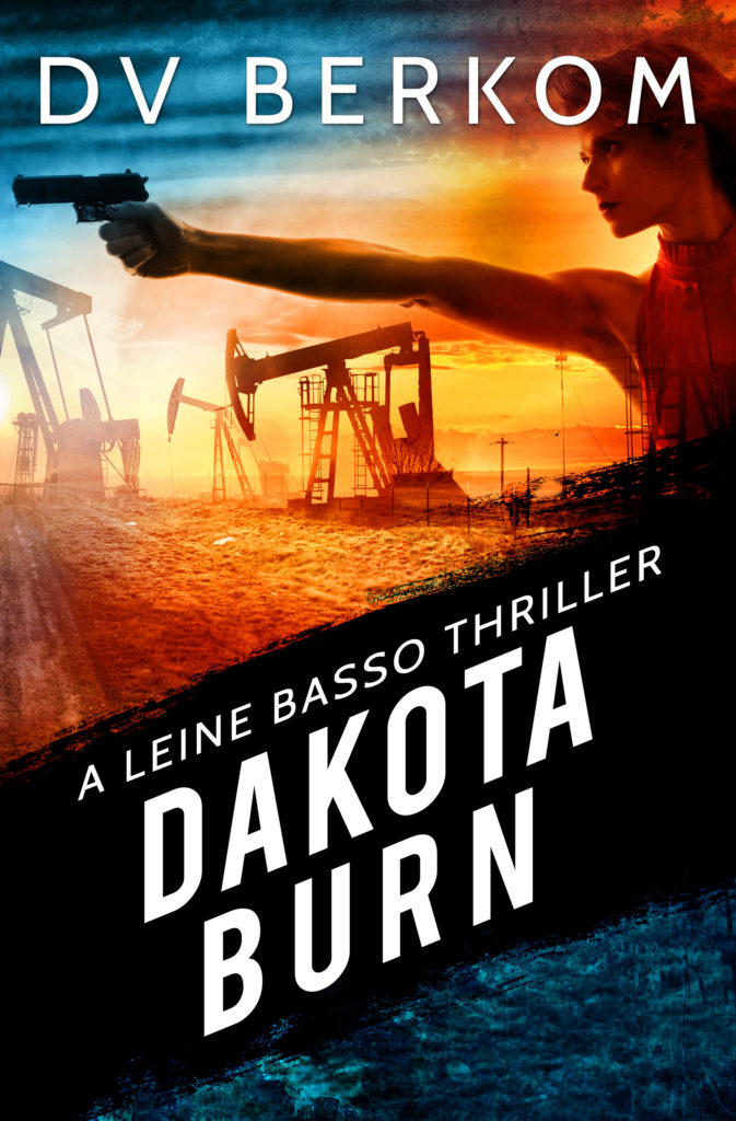 cover for Dakota Burn